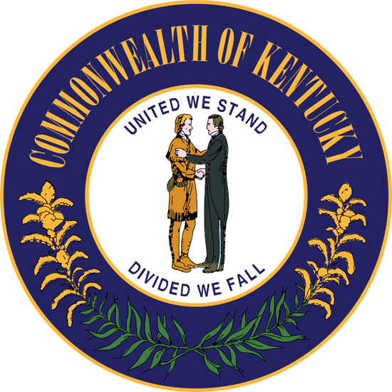 Kentucky sos seal