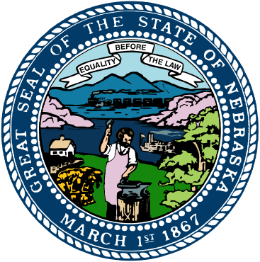 Nebraska SOS seal