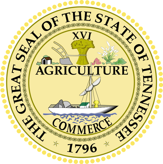 Tennessee sos seal