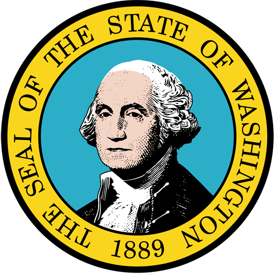 Washington sos seal