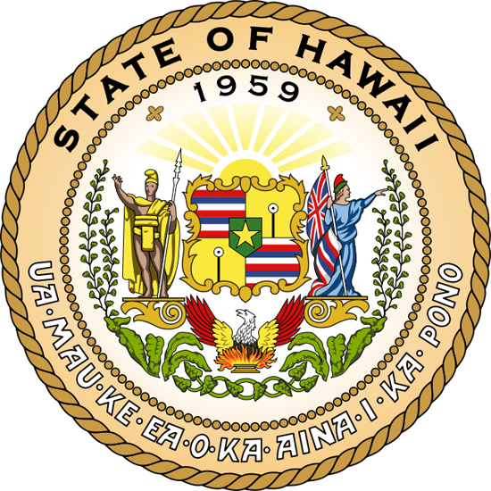 hawaii SOS seal