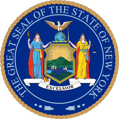 new york sos seal