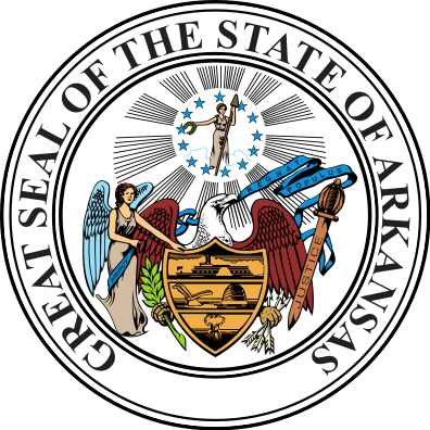 Arkansas SOS Seal