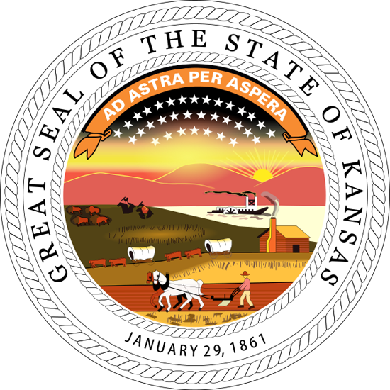 Kansas sos seal