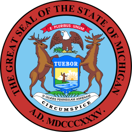 Michigan sos seal