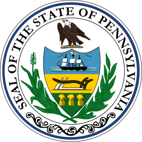 Pennsylvania sos seal