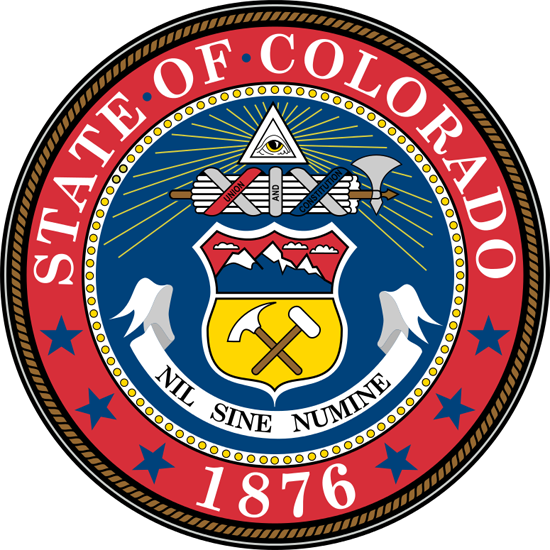 colorado co state seal