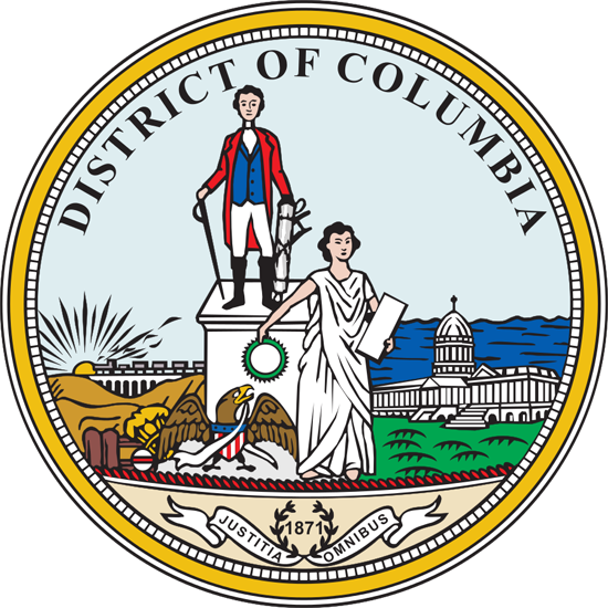 district of columbia sos seal