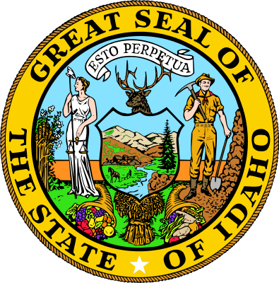 idaho sos seal