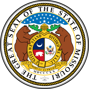 Missouri SOS seal