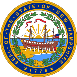 New Hampshire sos seal