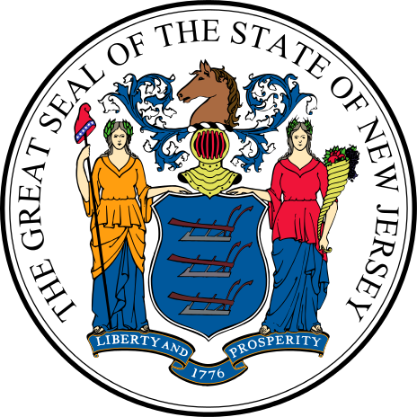 New Jersey SOS seal
