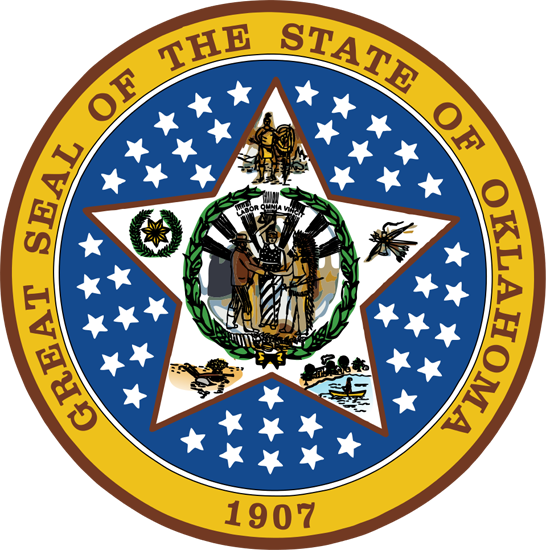 Oklahoma sos seal