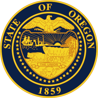 Oregon sos seal