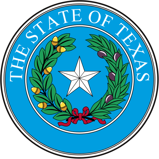 Texas sos seal