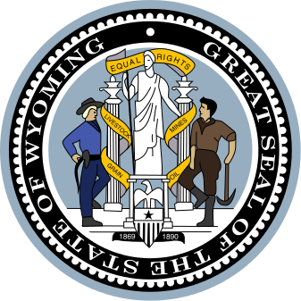 Wyoming sos seal
