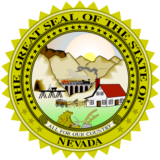 nevada sos seal