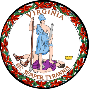 virginia sos seal