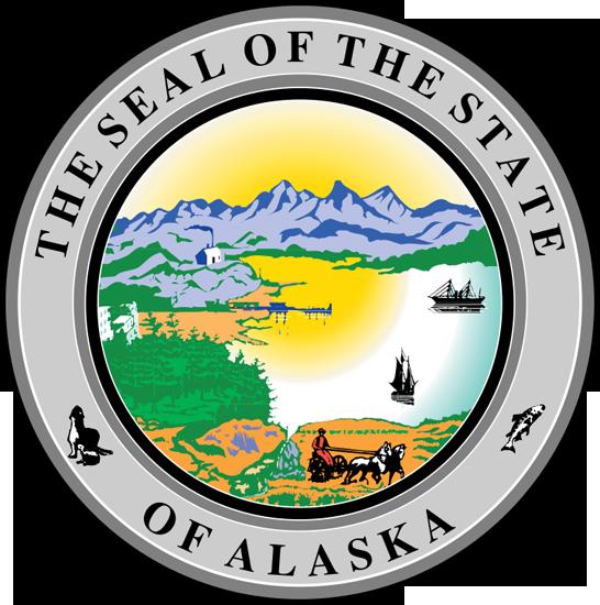 Alaska SOS Seal