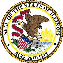 Illinois sos seal