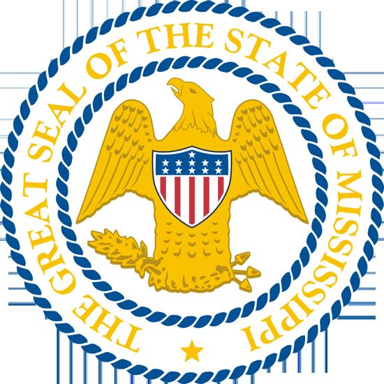 Mississippi sos seal