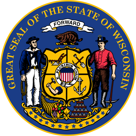 Wisconsin sos seal