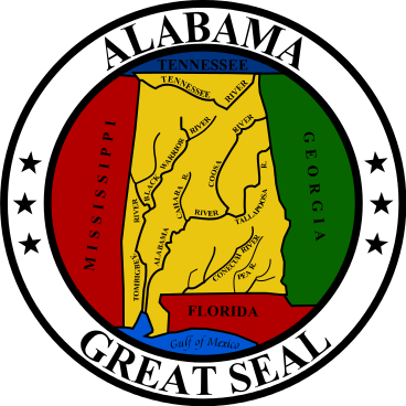 alabama sos seal