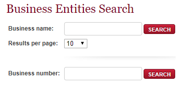 iowa business entity search